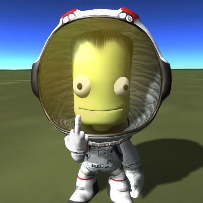 Это MechJeb Kerman