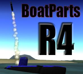 [0.22] Boat Parts – R4 – Submarine Parts!