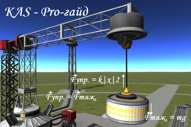Kerbal Attachment System - про-гайд