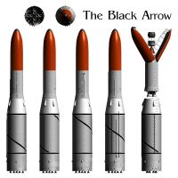 Black Arrow Реплика