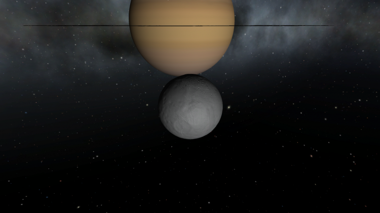 [1.0.2] Real Solar System