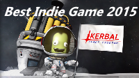 Kerbal Space Program - Golden Joystick Award 2015