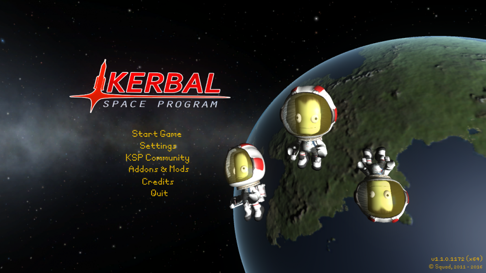 Kerbal Space Program v.1.1.0.1172 pre-release beta уже с нами!