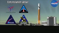 Constellation - Altair|Ares I & Ares V| Landing Moon| RSS